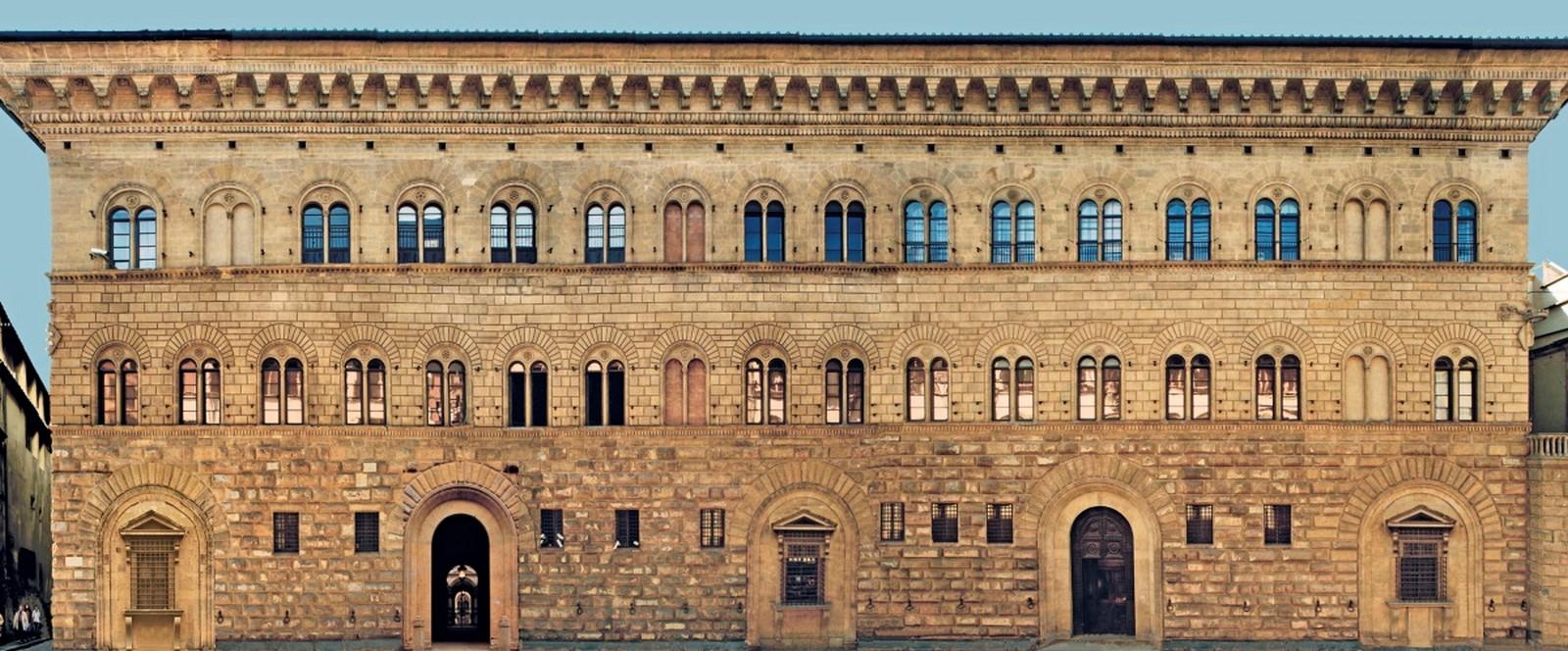 Palazzo Medici-Riccardi, Firenze - Sheet1