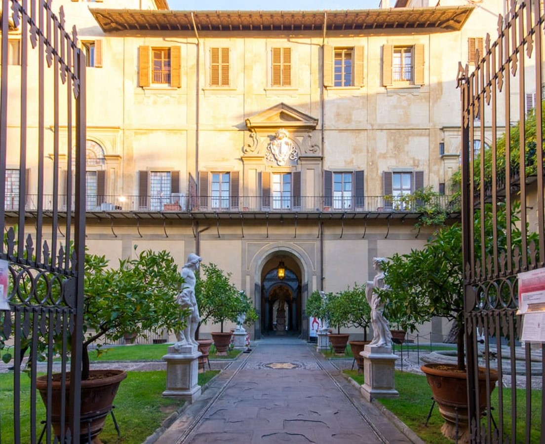 Palazzo Medici-Riccardi, Firenze - Sheet4