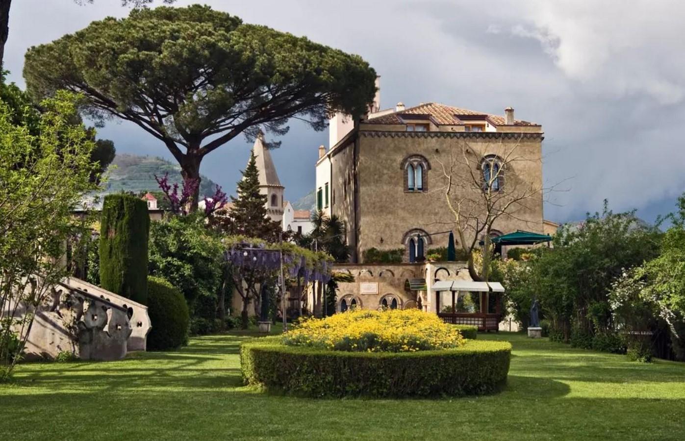 Villa Cimbrone, Ravello, southern Italy - Sheet4