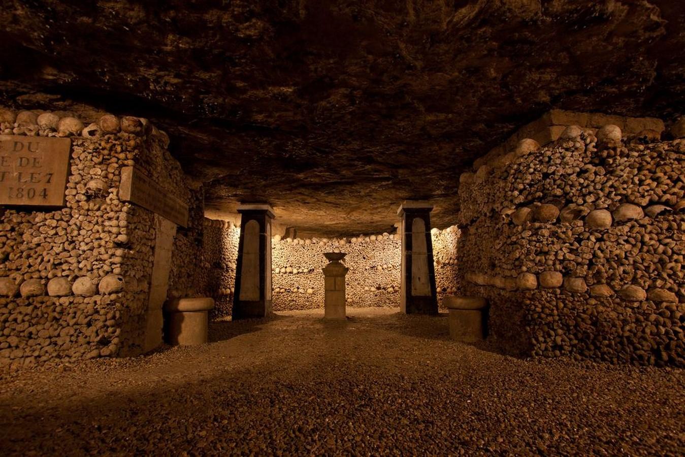 Catacombs of Paris - Sheet3