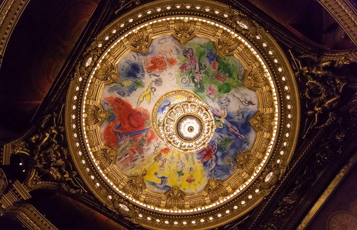 Palais Garnier Opera House - Sheet2