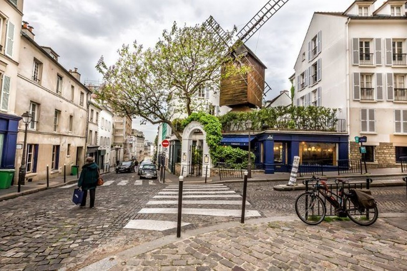 Quartier Montmartre - Sheet3