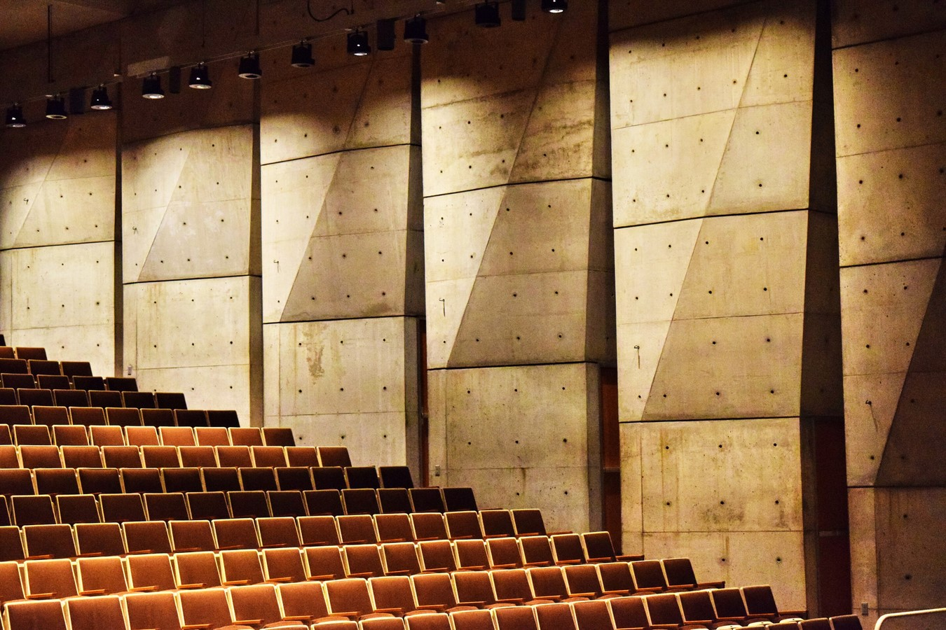 Arts United Centre by Louis I. Kahn: Under one roof - Sheet3