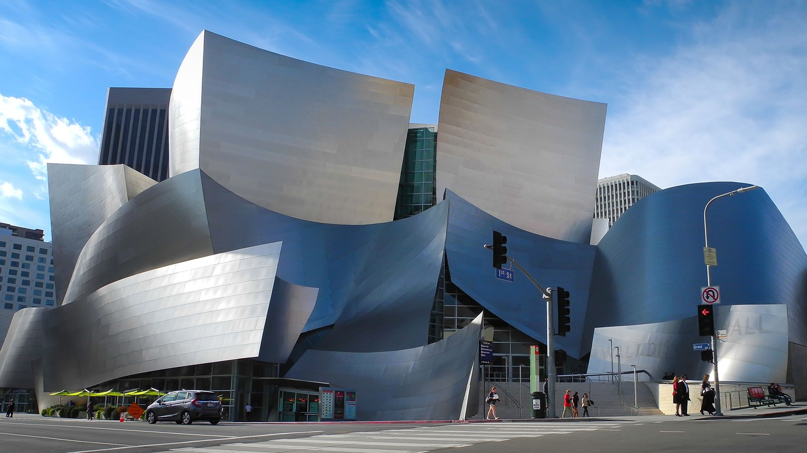 Walt Disney Concert Hall by Frank O Gehry: The greatest building of our time - Sheet2