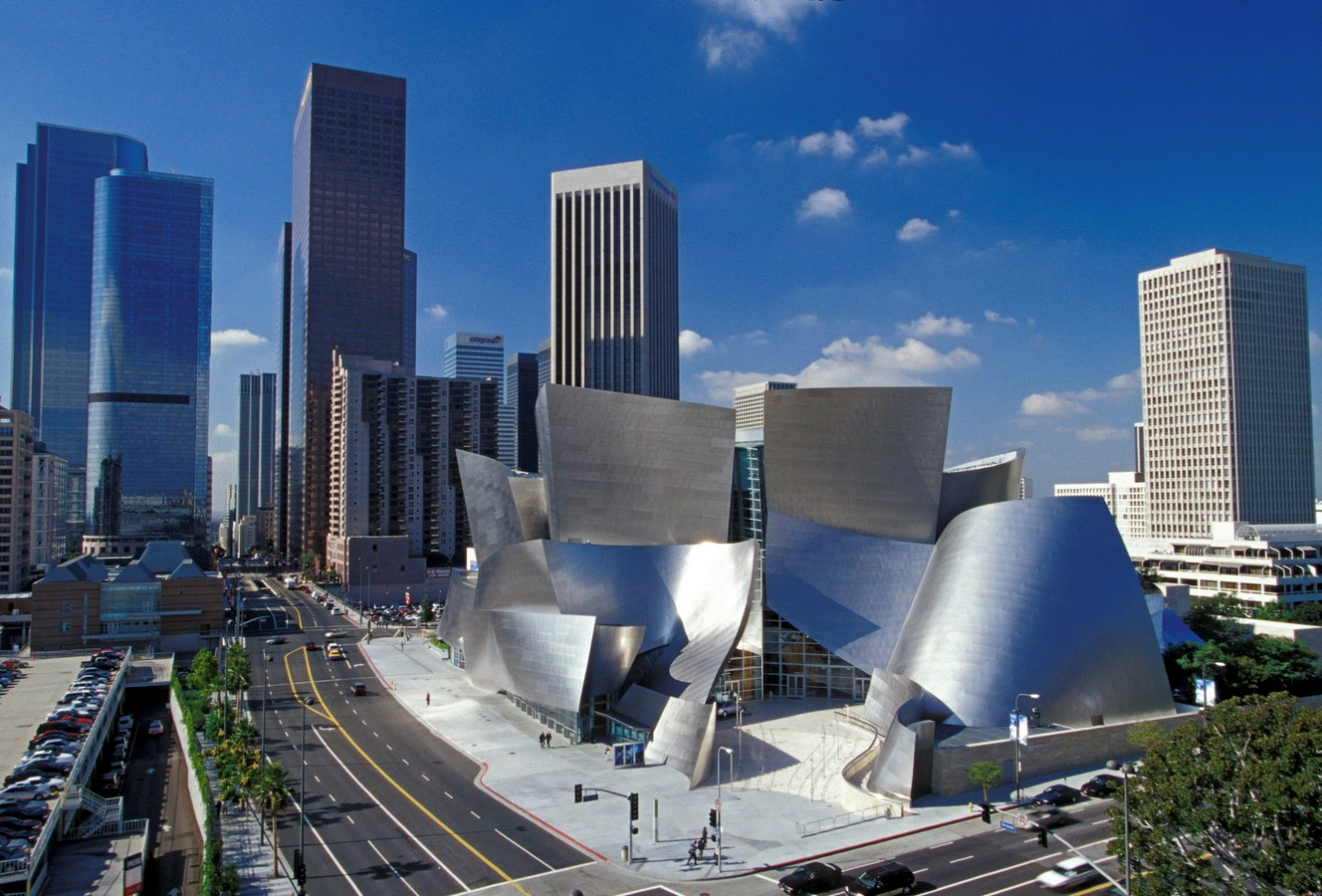 Walt Disney Concert Hall by Frank O Gehry: The greatest building of our time - Sheet3