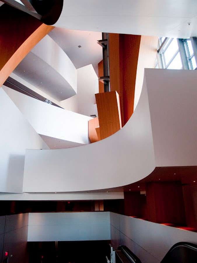 Walt Disney Concert Hall by Frank O Gehry: The greatest building of our time - Sheet7