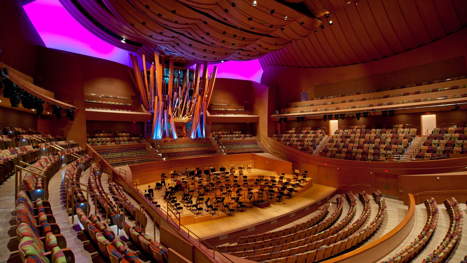 Walt Disney Concert Hall by Frank O Gehry: The greatest building of our time - Sheet10
