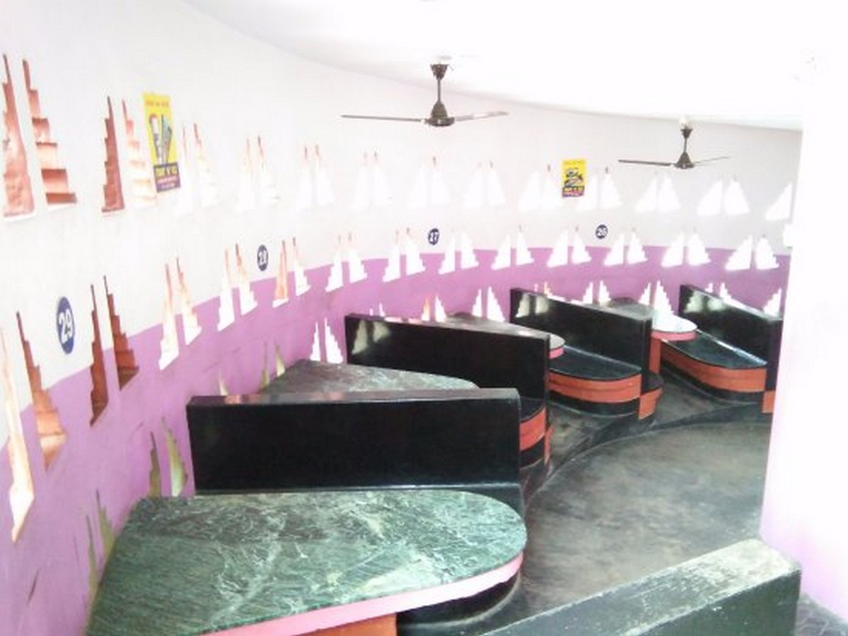 Indian Coffee House by Laurie Baker: Neo-Vernacular architecture of India - Sheet2