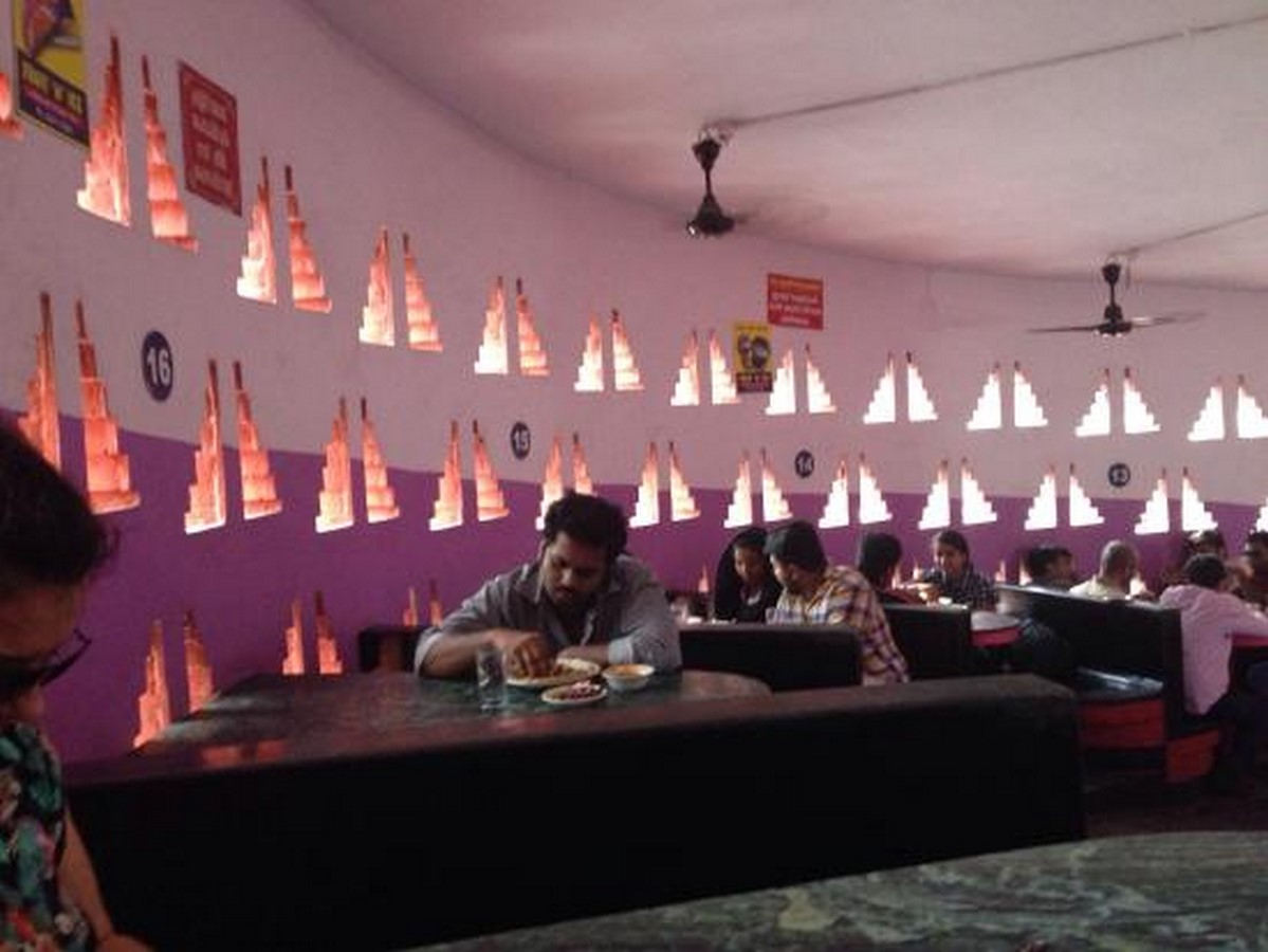 Indian Coffee House by Laurie Baker: Neo-Vernacular architecture of India - Sheet4