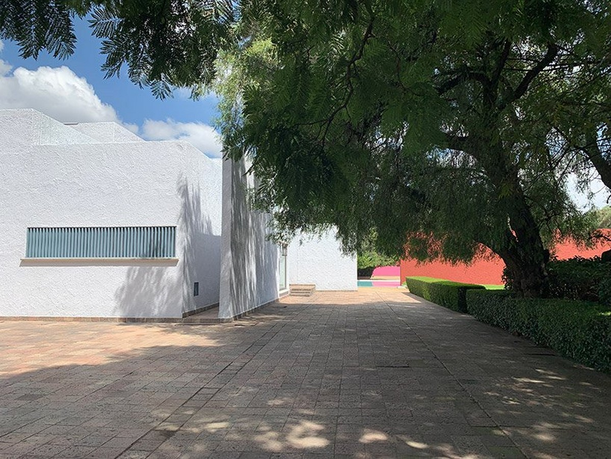 """""""Equestrian Trilogy"""" - Cuadra San Cristóbal, Mexico by Luis Barragán: Geometry, Nature and Architecture - Sheet10"""