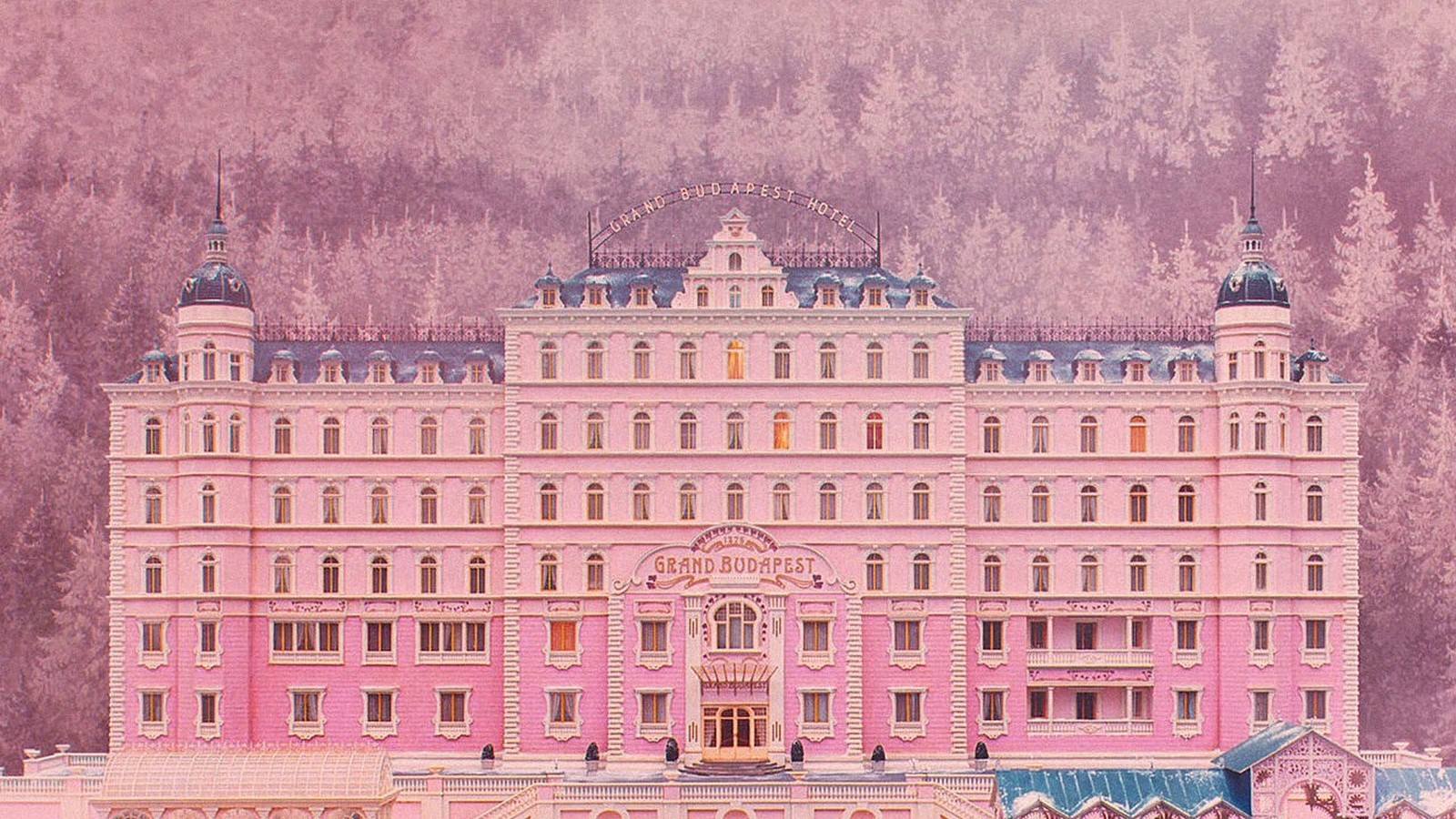 Wes Anderson as an Architect - Sheet2