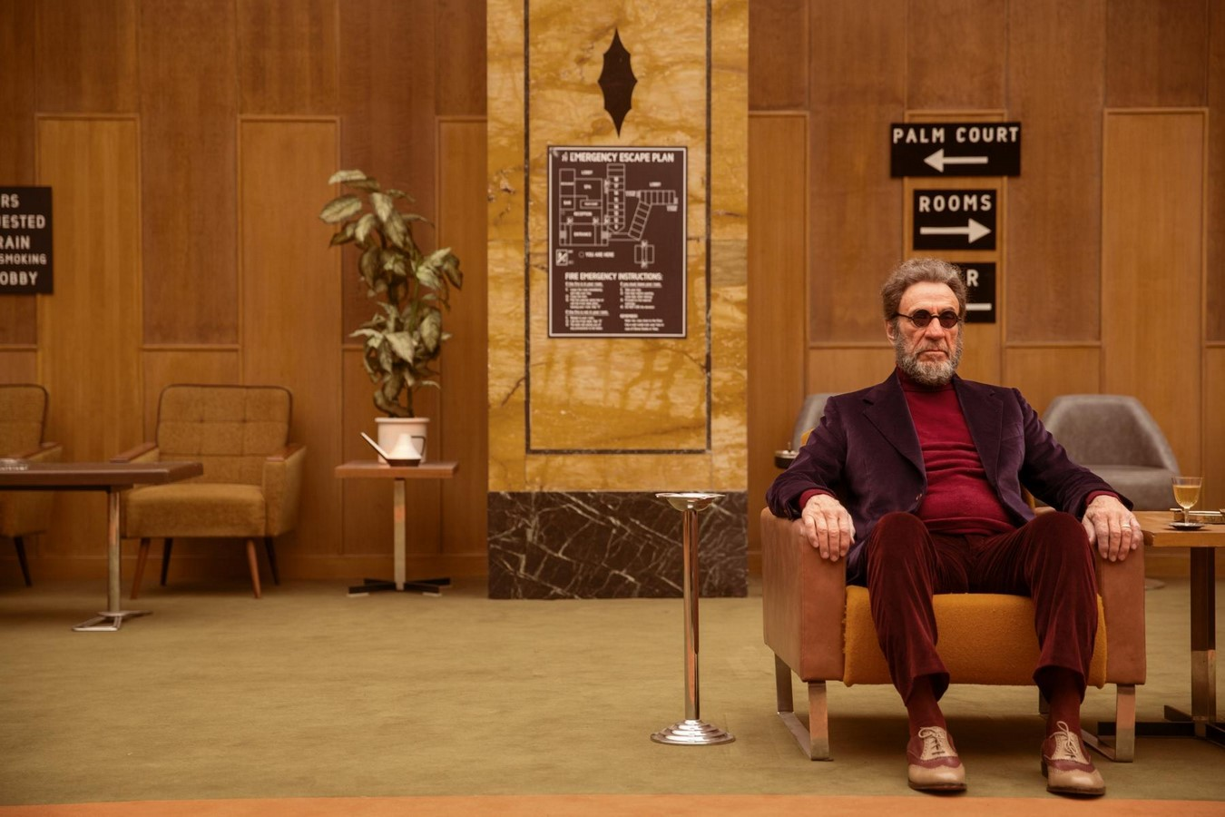 Wes Anderson as an Architect - Sheet3