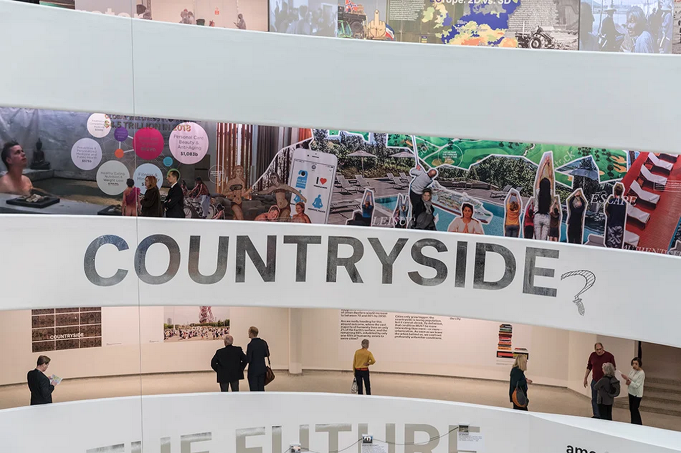 """""""Countryside, The Future"""", On View At The Guggenheim Museum - a non-urbanism exhibition put forward by Rem Koolhaas - Sheet4"""