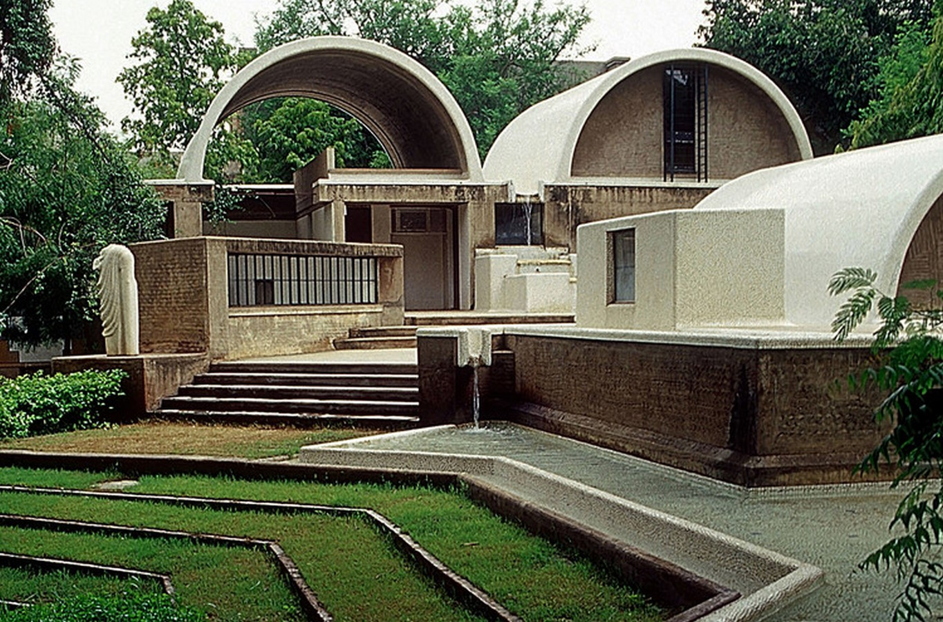Indian architects who changed the culture of Architecture - Sheet1