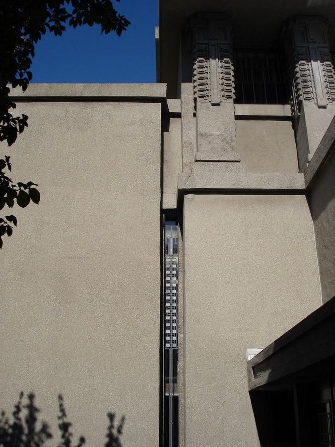 Unity Temple by Frank Lloyd Wright: Concrete Aesthetics - Sheet6