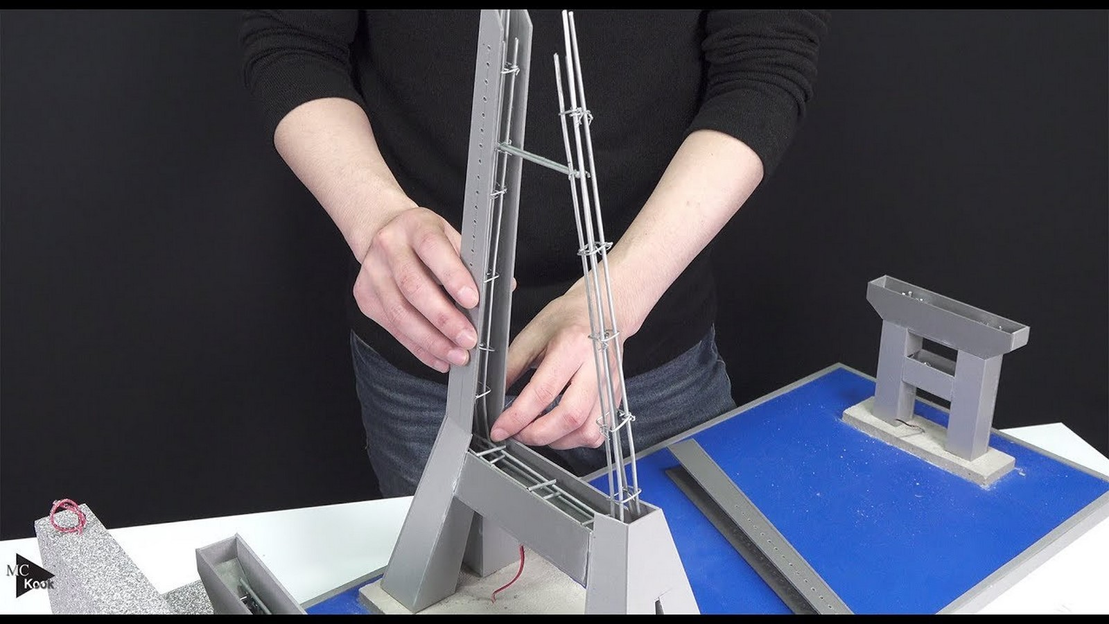 10 youtubers to watch for architectural model making-MC Kook - Sheet2