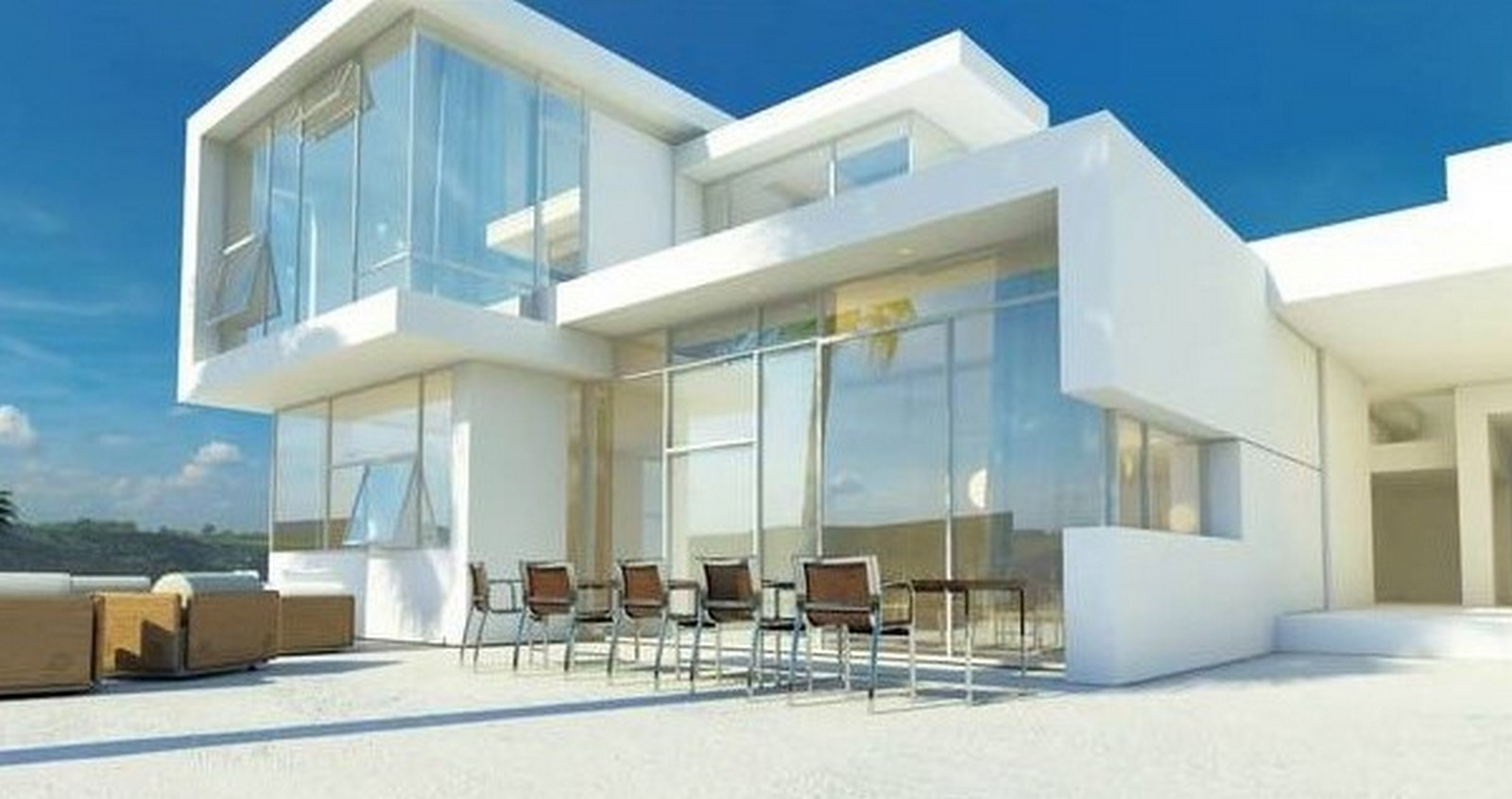 Characteristics of contemporary architecture - Sheet9
