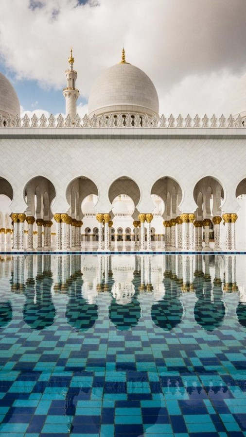 Role of Water in Traditional Islamic Architecture - Sheet13