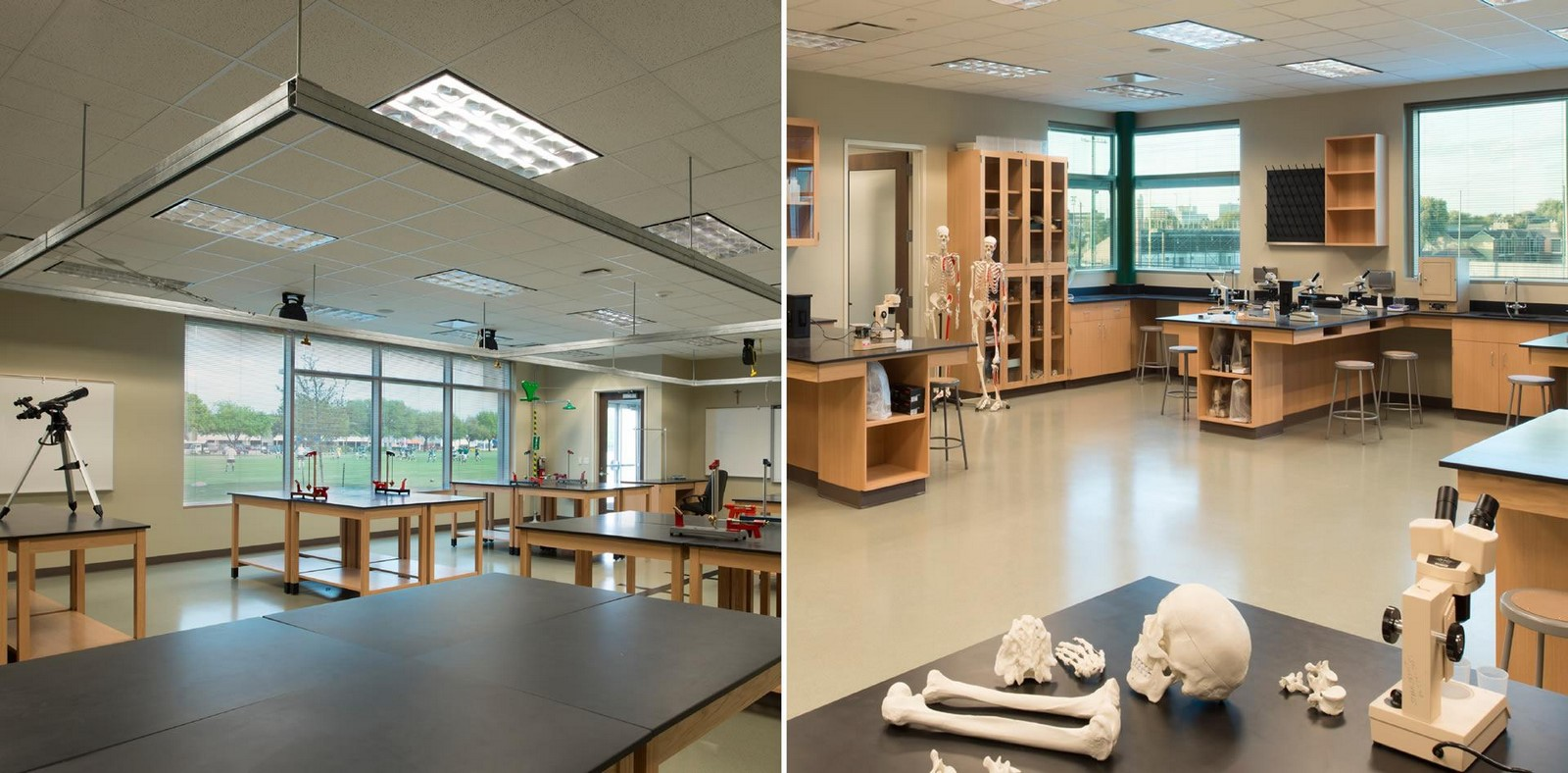 Strake Jesuit College Preparatory STEM Building - Sheet3