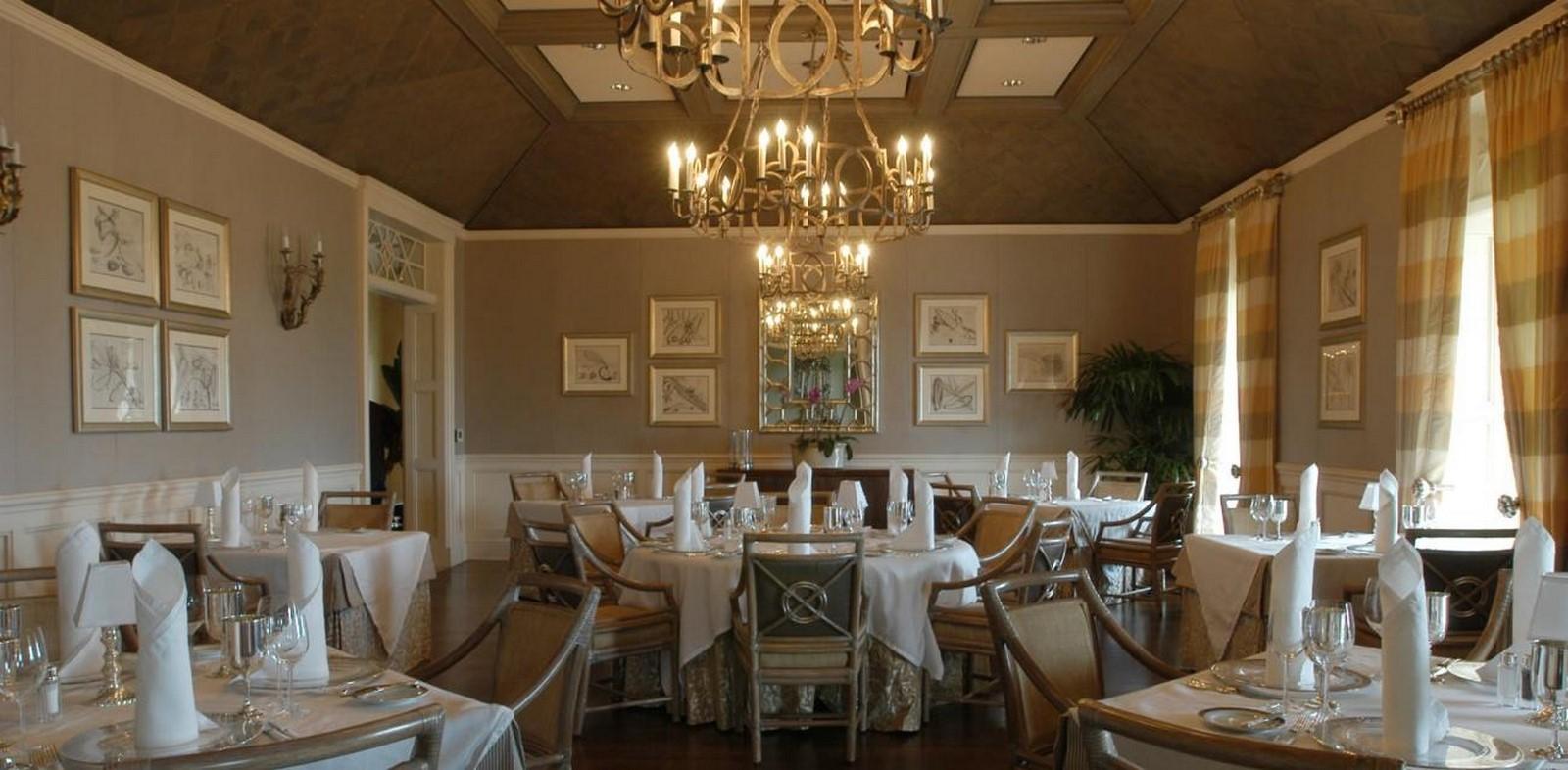 Antigua Pavilion Restaurant - Sheet2