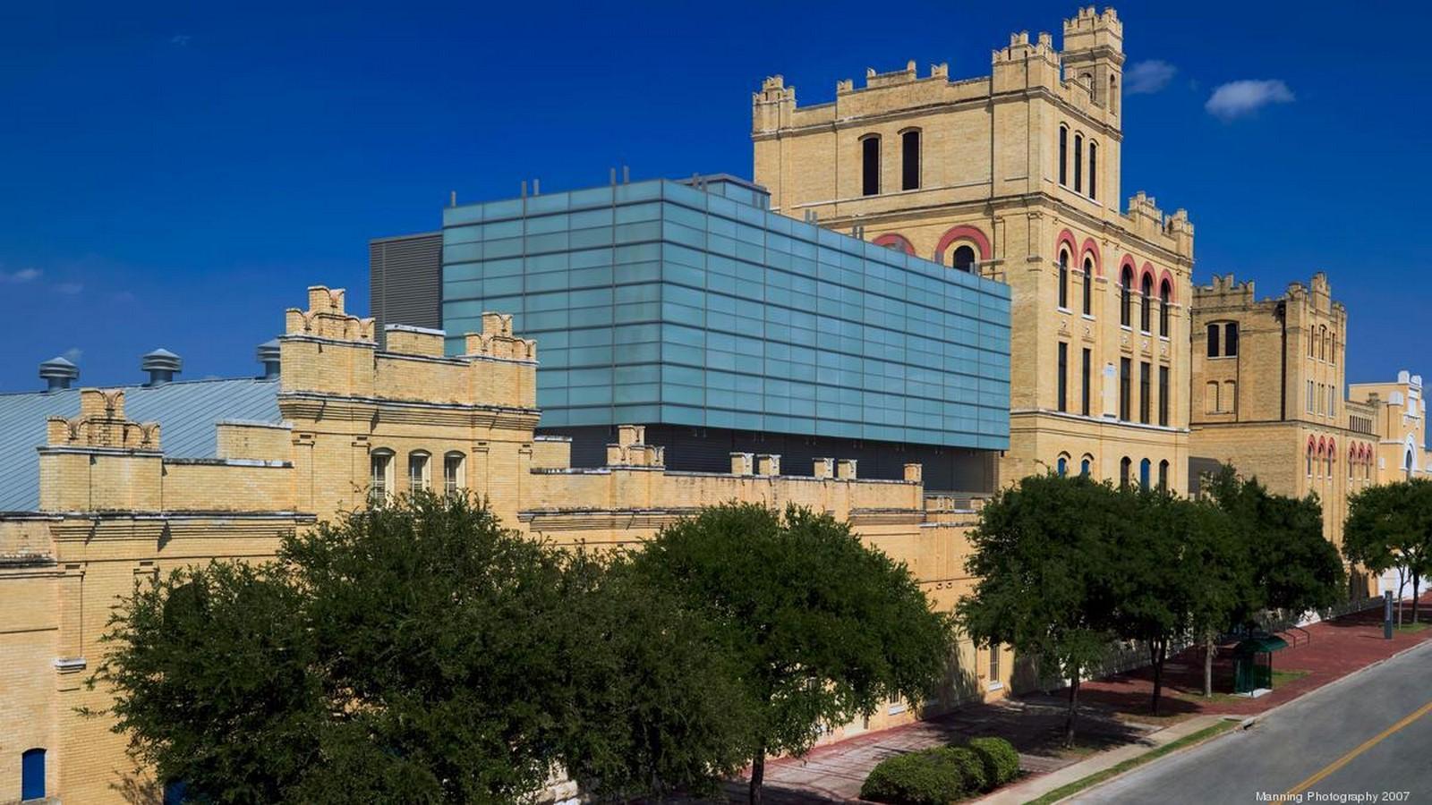 San Antonio Museum of Art - Sheet3