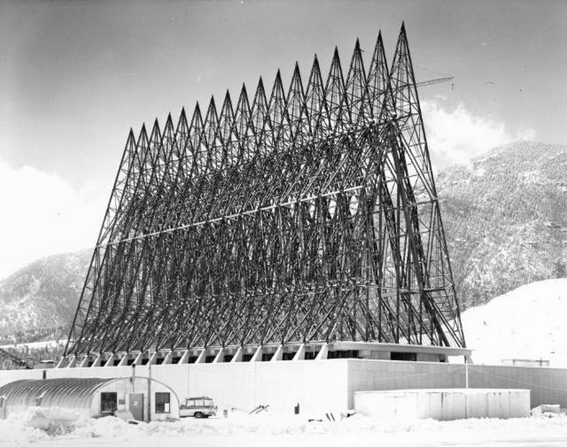 United States Air Force Academy Cadet Chapel by SOM: A Surreal Experience - Sheet2