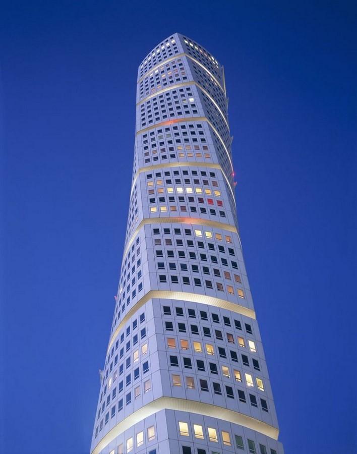 Turning Torso, Malmö, Sweden by Calatrava: Twisting Storeys - Sheet3