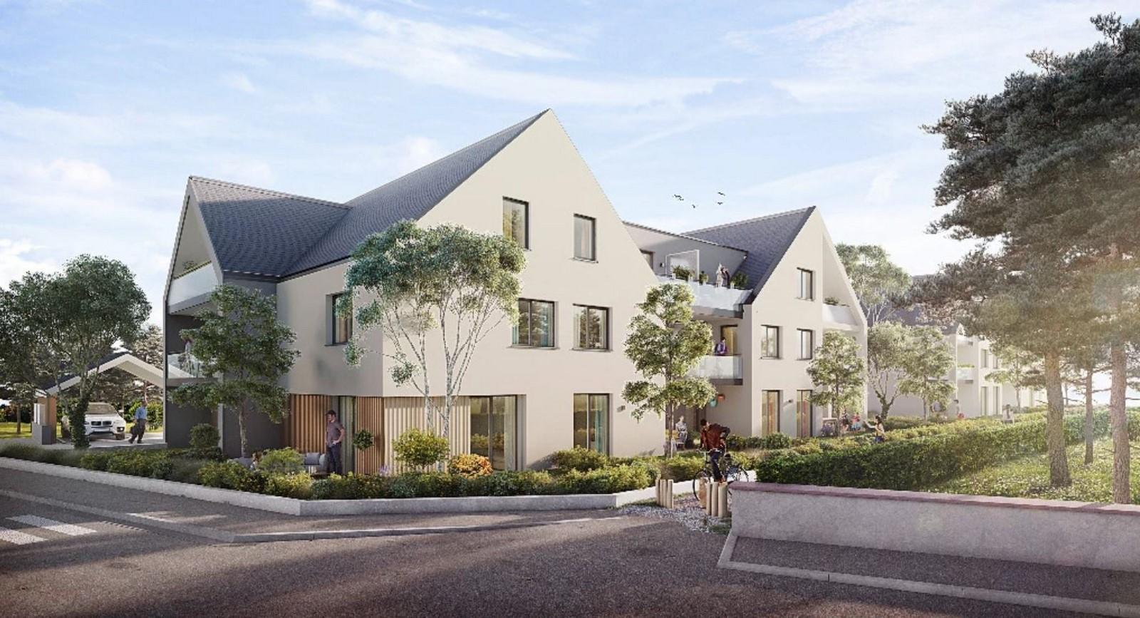 Housing in Dorlisheim-- Sheet2