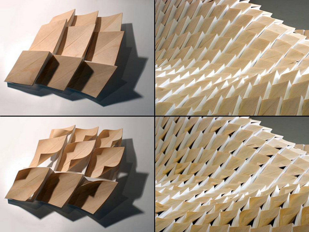 Responsive Surface Structure- Sheet2