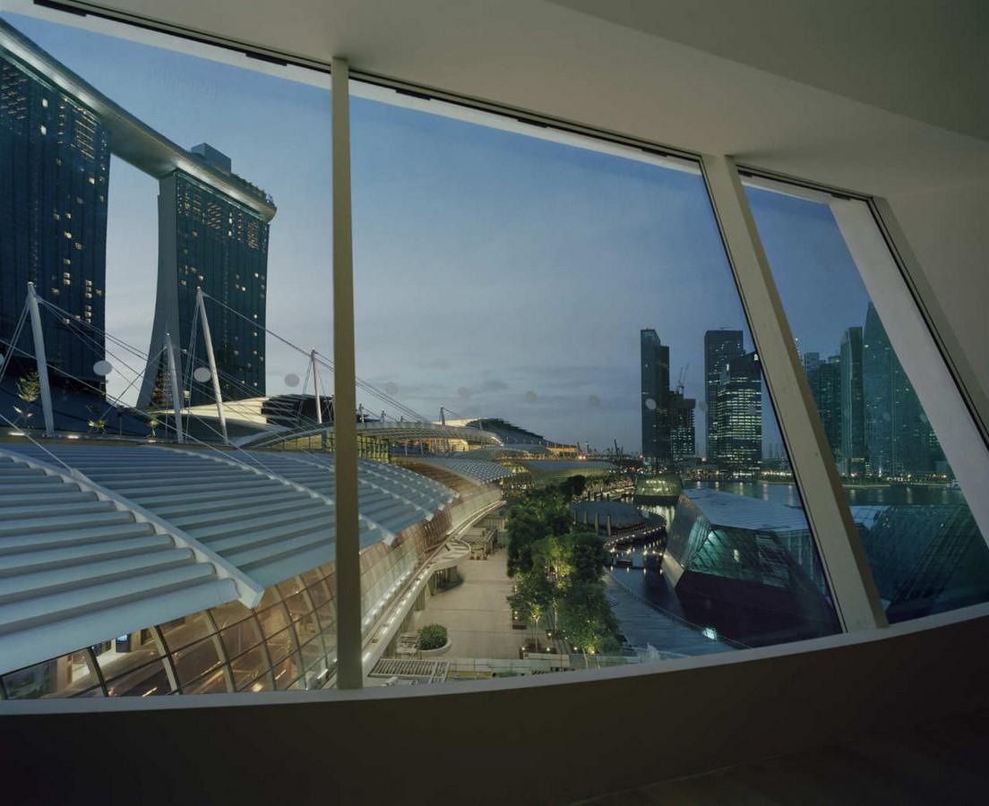 ArtScience Museum by Moshe Safdie: The Welcoming Hand of Singapore- Sheet4