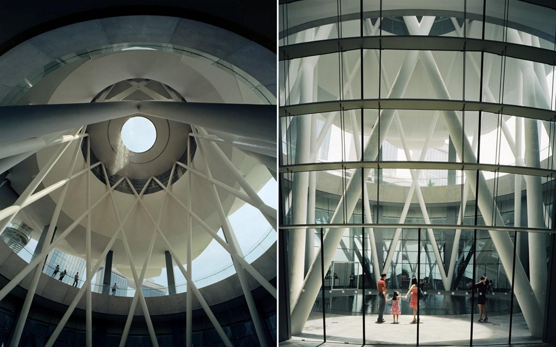 ArtScience Museum by Moshe Safdie: The Welcoming Hand of Singapore- Sheet7