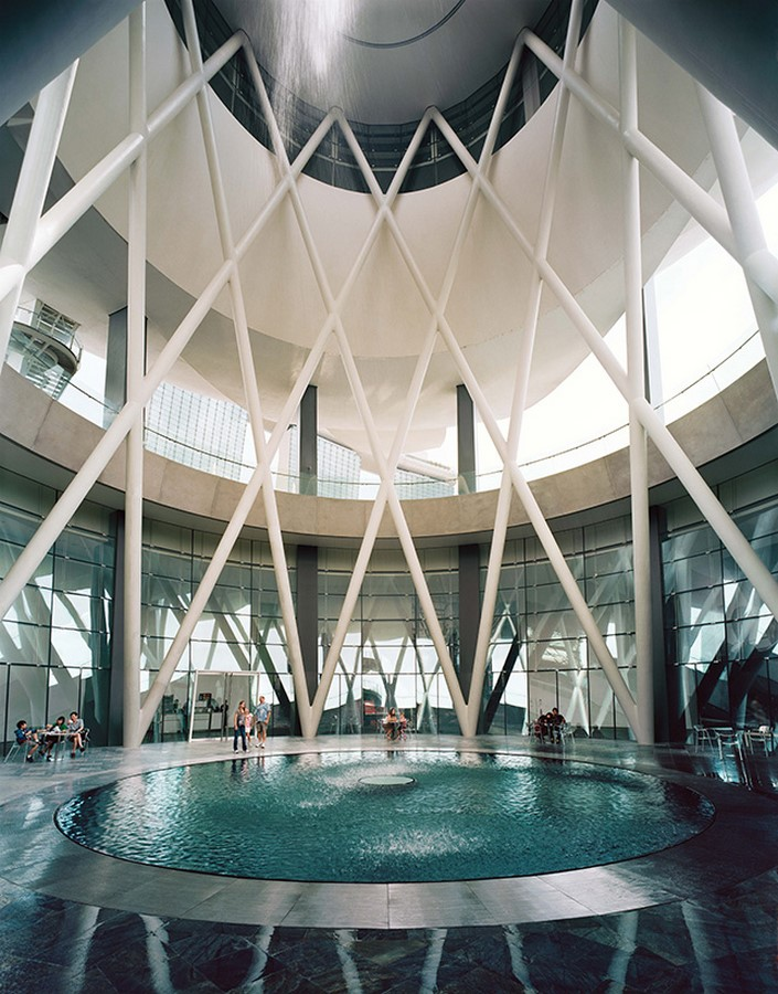 ArtScience Museum by Moshe Safdie: The Welcoming Hand of Singapore- Sheet8
