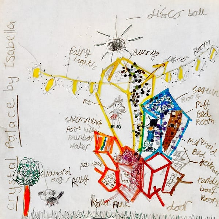 Architecture of our Common Imagination: How our dream home as children looked like?- Sheet1