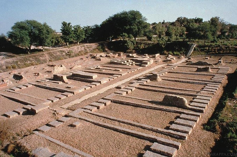 Indus Valley Civilization - Sheet2