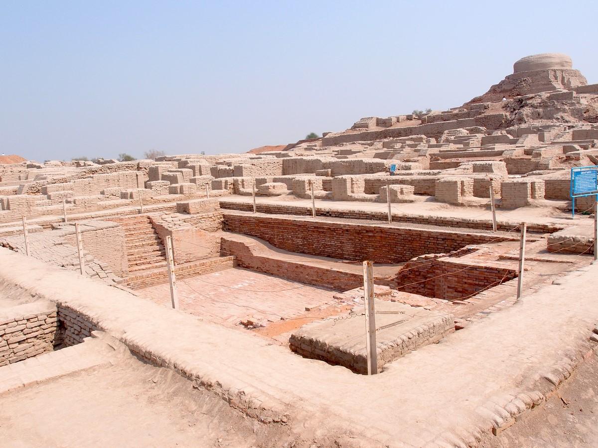 Indus Valley Civilization - Sheet3