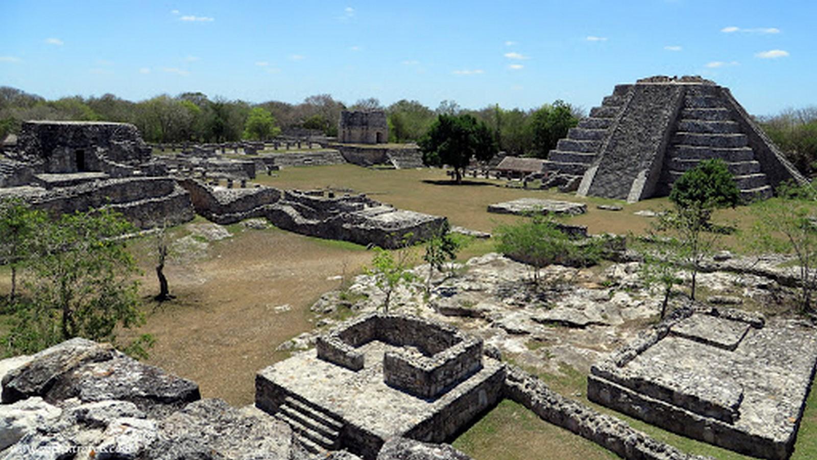 Mayan Civilization - Sheet2