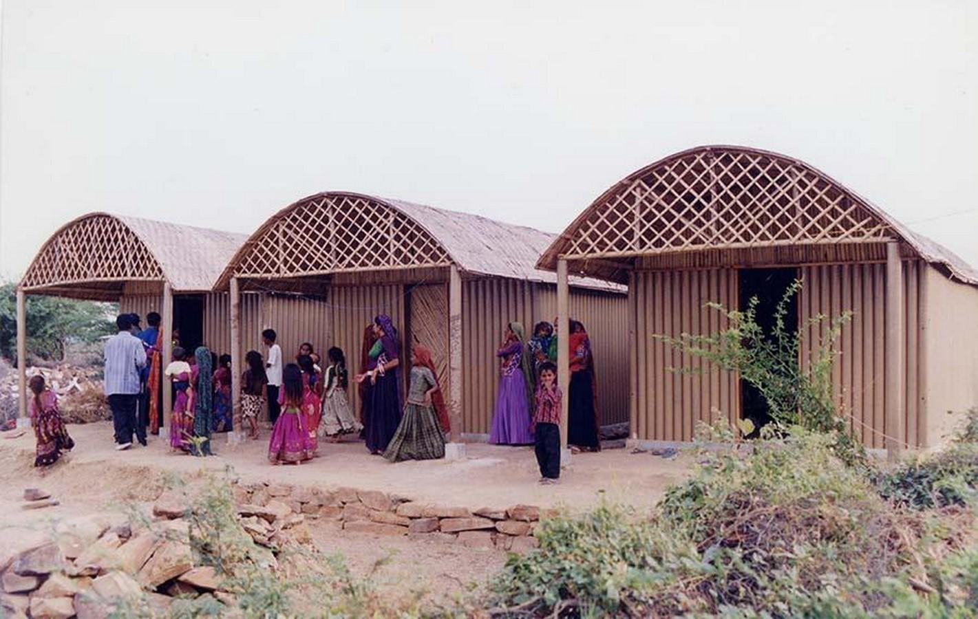 Paper Log Houses by Shigeru Ban Architects- Sheet2