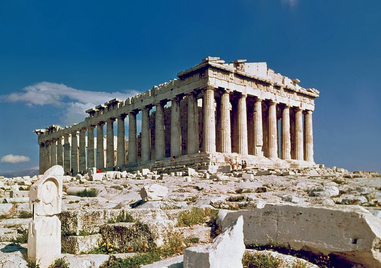 How sculptures played an important role in greek architecture- Sheet5