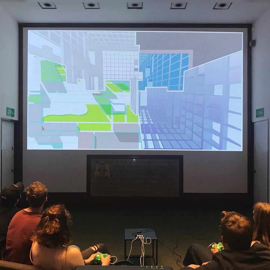 8 Architects turned game designers - Sheet3