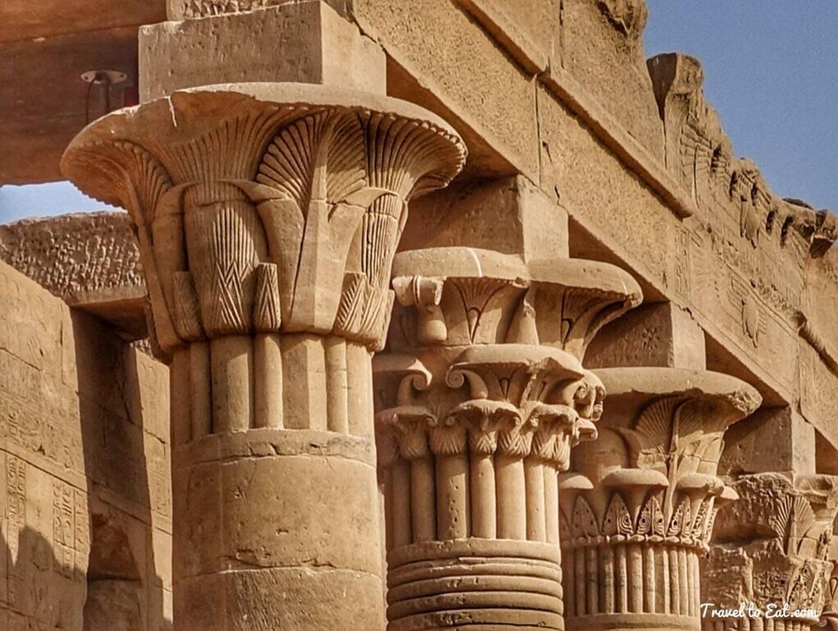 Egyptian Architecture was sustainable - Sheet1