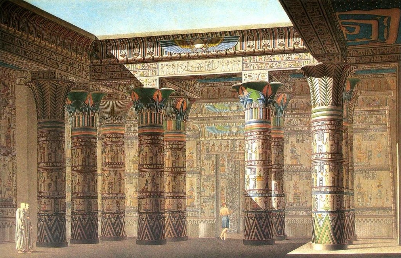 Egyptian Architecture was sustainable - Sheet2