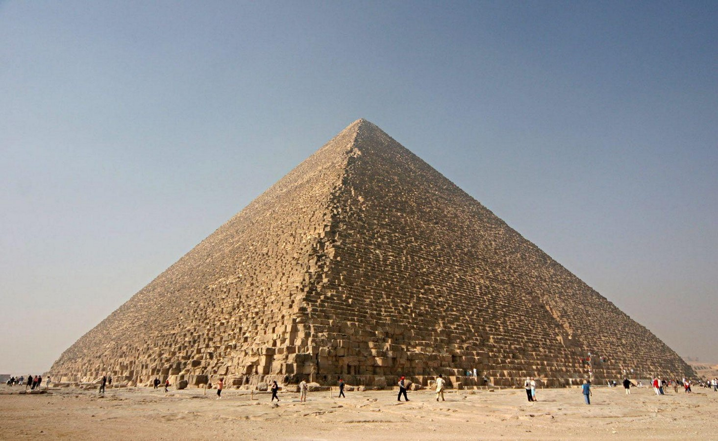 Pyramids are tombs with no mummies - Sheet1