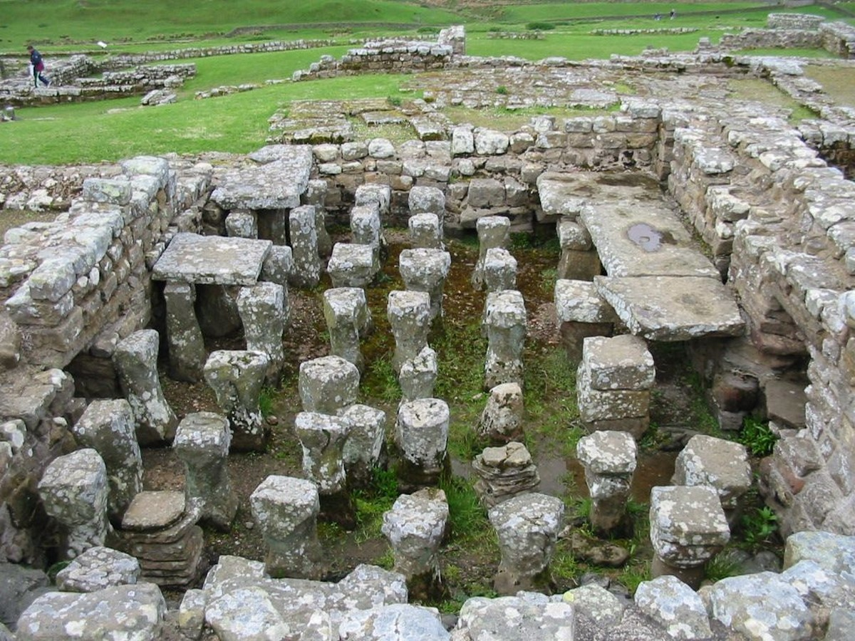 10 Things you did not know about Roman Architecture - Sheet5