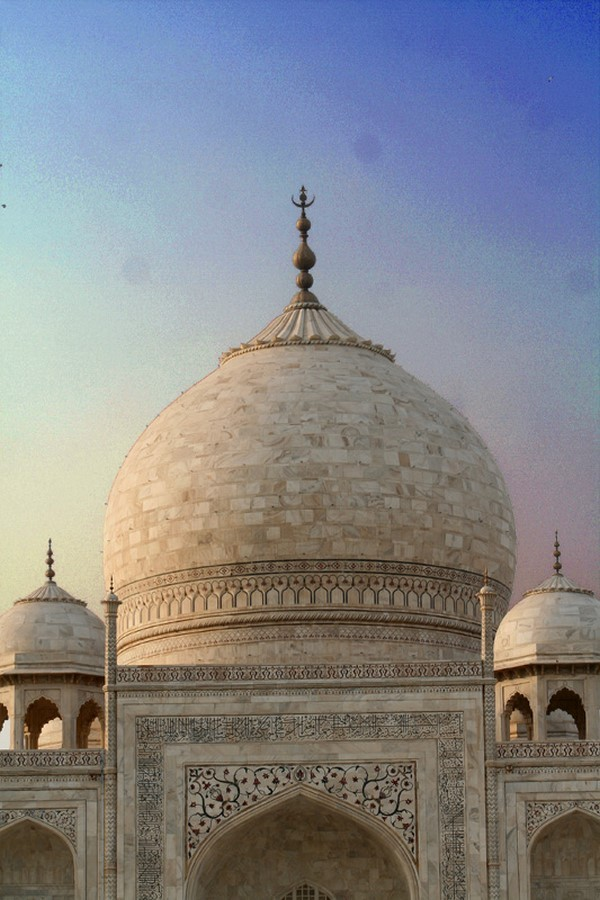 Domes in India illustrates the fusion of Persian and Indian architecture - Sheet1