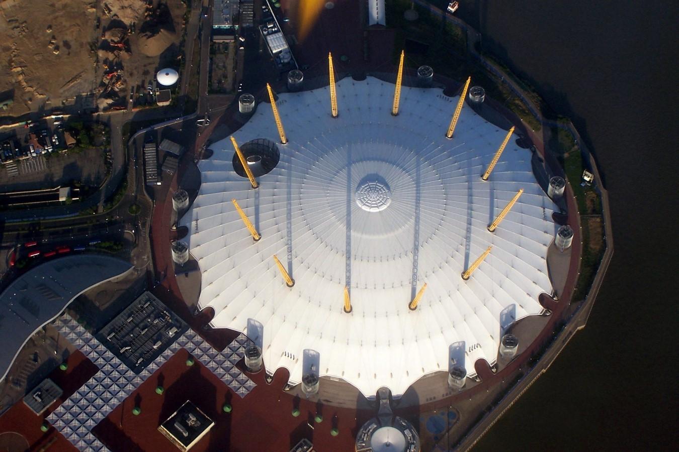 Millennium Dome, a lightweight tensile structure - Sheet2