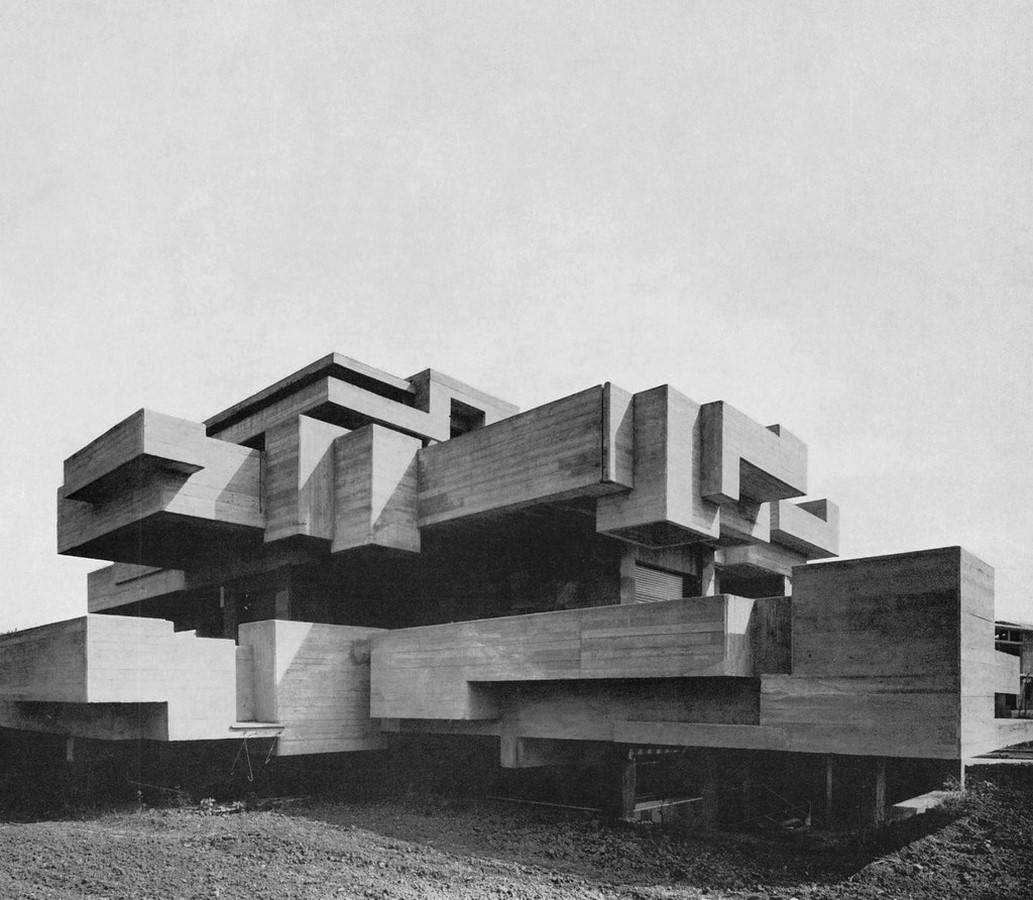 6 Examples of Movies with Brutalist Buildings - Sheet11