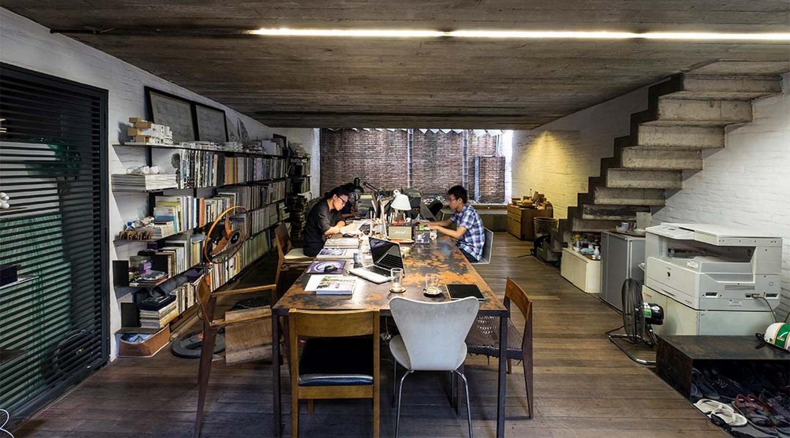 NISHIZAWA ARCHITECTS Office - Sheet1