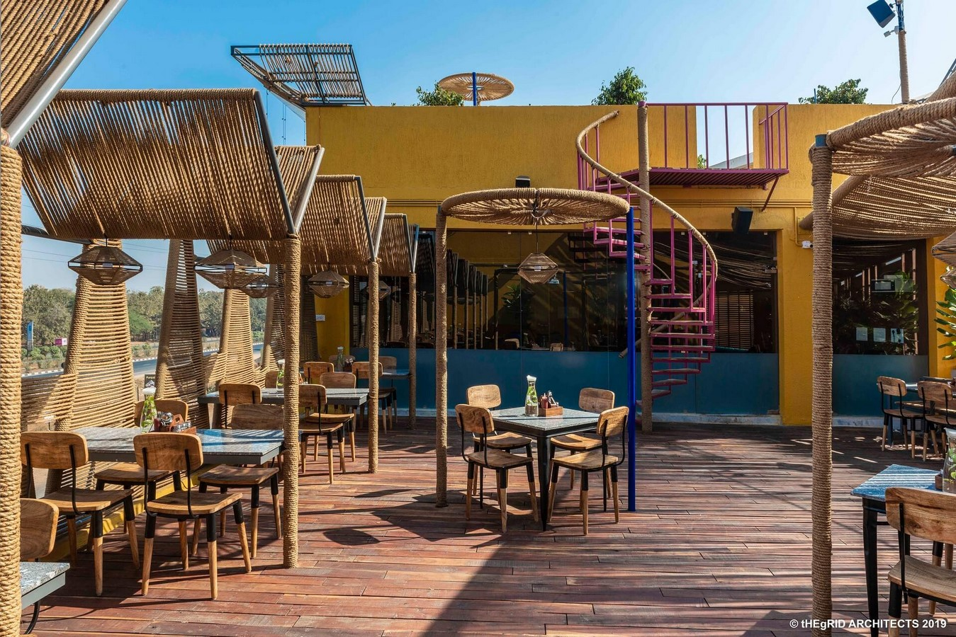 Rope Terrace Cafe, Ahmedabad - Sheet1
