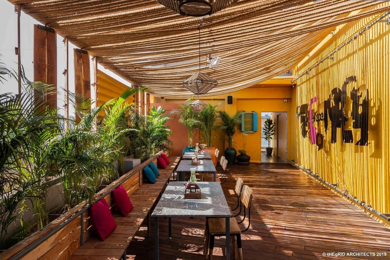 Rope Terrace Cafe, Ahmedabad - Sheet2