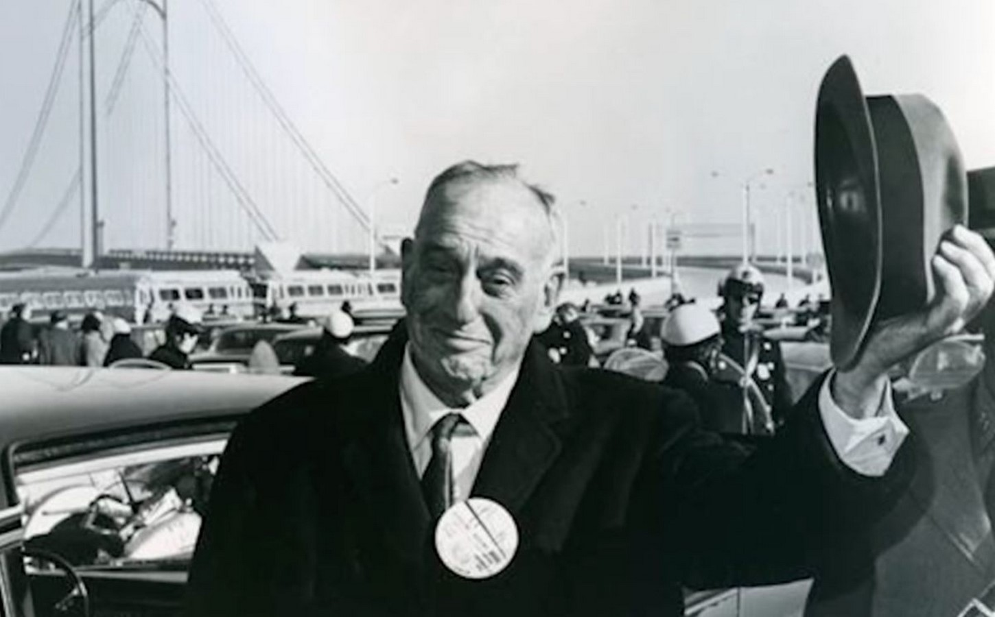 10 Things you did not know about Robert Moses - Sheet7